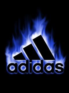 Adidas Logo Villasukkiin